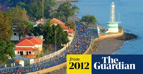 Timor Leste Marathon Is More Than Just A Race World News