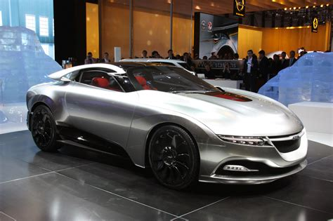Saab Phoenix Concept Geneva 2018 Photo Gallery Autoblog