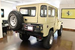 Used 1969 Toyota Fj40 Toyota Beige Manual For Sale