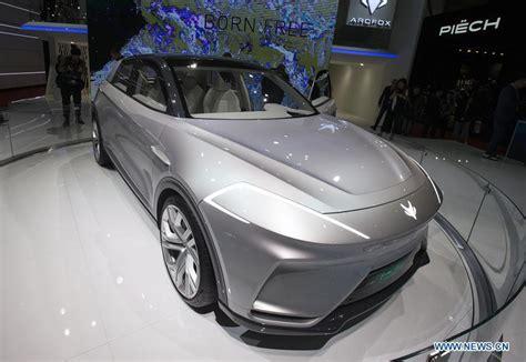 Electric, Hybrid Cars Highlight At Geneva Int'l Motor Show