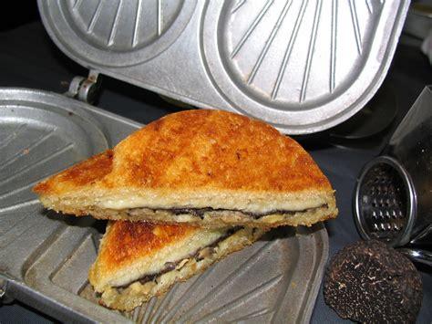 cuisines hardy la recette du jeudi le croq truffe le rendez vous des