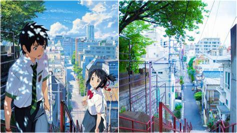 Anime Kimi No Nawa Sub Indo Koe Katachi Wallpapers Hq Kimi No Na Wa Backgrounds Become Must Visit Places