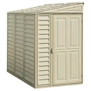 4x8 sidemate storage shed rona