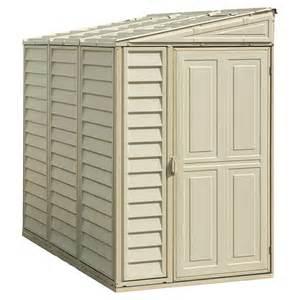 4x8 sidemate storage shed rona