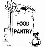 Pantry Clipart Clip Bank Drive Items Church Donations Needed Pages Break Spring Cliparts Stefans Join Fun Library Peanut Butter Non sketch template