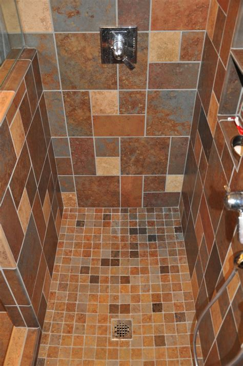 Warm Showers - you ll this shower tile construction inc