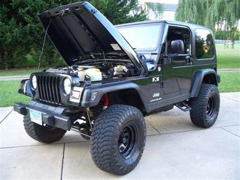 2006 jeep wrangler 4 door sell used 2006 jeep wrangler x sport utility 2 door 4 0l