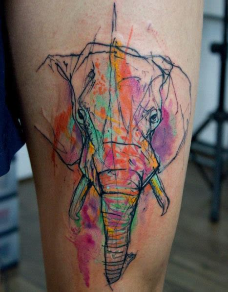 exceptional elephant tattoo designs ideas tattooblend