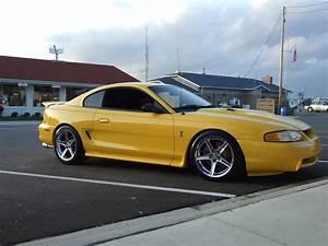 Chrome Yellow 98 Cobra Coupe | SVTPerformance.com