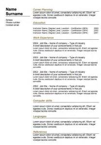 simple resume sle india resume and cover letter writing and simple resume sle india resume
