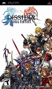 Dissidia Final Fantasy PSP ISO Download