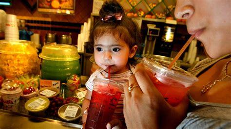 Pediatricians Take Aim At Juice