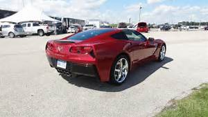 2014 Corvette Crystal Red Apps Directories