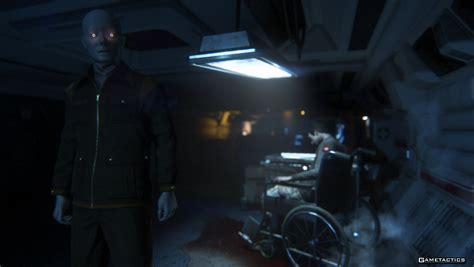 Alien Isolation New E3 Trailer And Screenshots