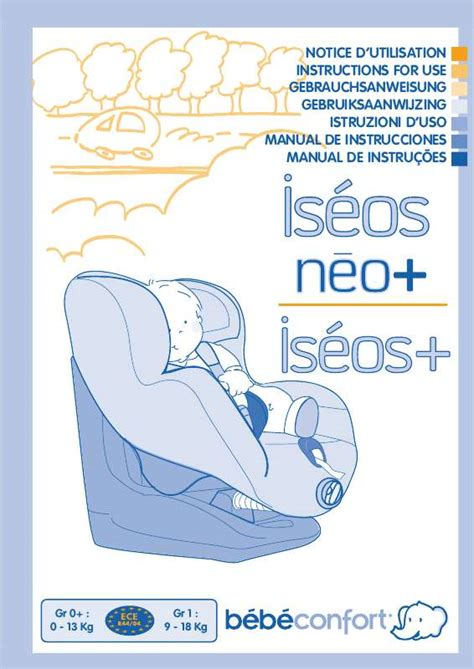 si鑒e auto iseos neo mode d 39 emploi bebe confort iseos neo plus siège auto trouver une solution à un problème bebe confort iseos neo plus notice bebe confort iseos