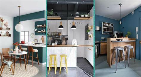 petites cuisines cuisine aménagement décoration astuces