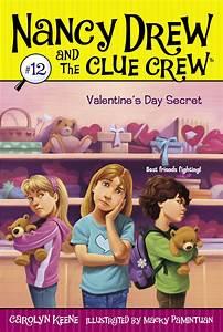 Valentine's Day Secret | Book by Carolyn Keene, Macky ...