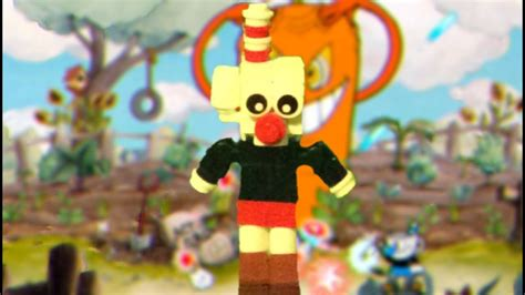 build lego cuphead youtube