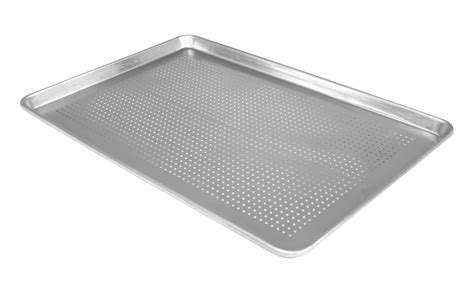 sheet pan perforated front range event rental