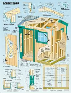 Wiring Diagram For A Woodworking Shed