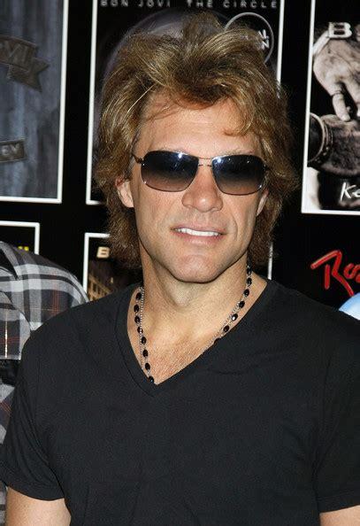 Jon Bon Jovi Photos Rock Rio Zimbio