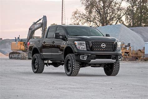 rough country  suspension lift kit titan wd