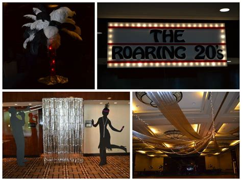 The Roaring 20s Themed Party By Www.idealpartydecorators Moose Christmas Decorations Yard Plastic Wholesale Suppliers Where To Buy Cheap Swag Outdoor Decoration Sale Tree Wooden With Candles