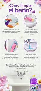 Cómo limpiar el baño perfecto y en poco tiempo • Tu Hogar ...