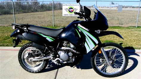 2009 Kawasaki Klr650 Black Klr 650 Overview!