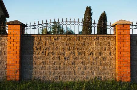 mur de cloture allobeton allobeton