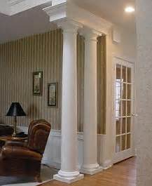 interior home columns interior columns decorative wood columns i elite trimworks