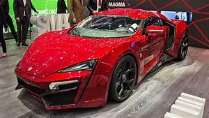 Voiture De L Année 2019 : le top 5 des voitures les plus ch res du monde en 2016 magazine automobiles news ~ Maxctalentgroup.com Avis de Voitures