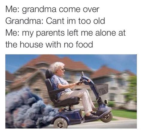 grandma   rescue