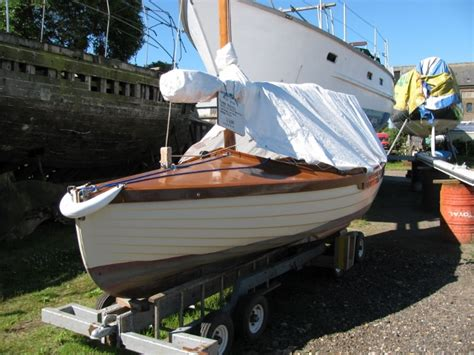 Lune Whammel Boat For Sale by Ditch Crawler Finds A Few Clinker Planks To Look At