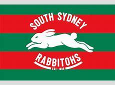 South Sydney Rabbitohs NRL Flag Massive 150cm x 90cm Rrp