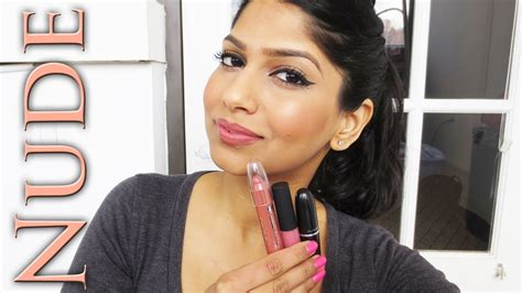 My Top Nude/neutral/pink Lipsticks For Brown/indian/olive