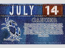 July 14 Birthday Horoscope Personality Sun Signs