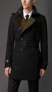 Trench Coat Burberry Homme : trench coats for men burberry wardrobe ~ Melissatoandfro.com Idées de Décoration