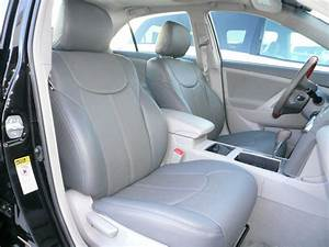 Clazzio Leather Gray Seat Covers For Toyota Tacoma 2016