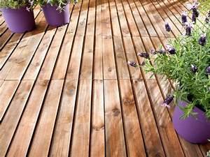 Dalle De Terrasse Castorama : tout savoir sur la terrasse bois ~ Premium-room.com Idées de Décoration