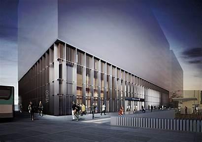 Nanterre Gare Folie Studio Architecture Valuedia Par
