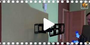 Fernseher An Wand Hängen : heimwerker videos ~ Markanthonyermac.com Haus und Dekorationen