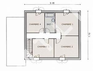 plan d une maison a etage maison moderne With le plan d une maison 10 frites maison