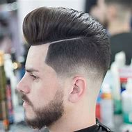 How to Style a Pompadour Modern