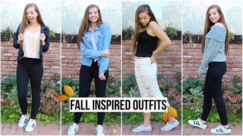 Fall/ Casual Outfits For School
