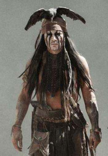 johnny depp tonto protest yields disney peace offering theimproper