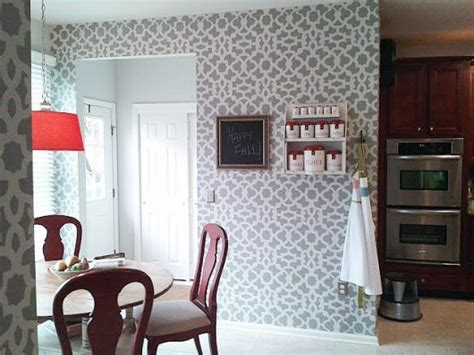 images  stenciled kitchens kitchens  love  pinterest painted patterns