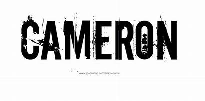 Carlos Tattoo Cameron Designs Male