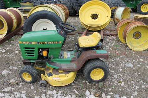 deere stx38 yellow deck transmission deere stx38 lawn garden and commercial mowing