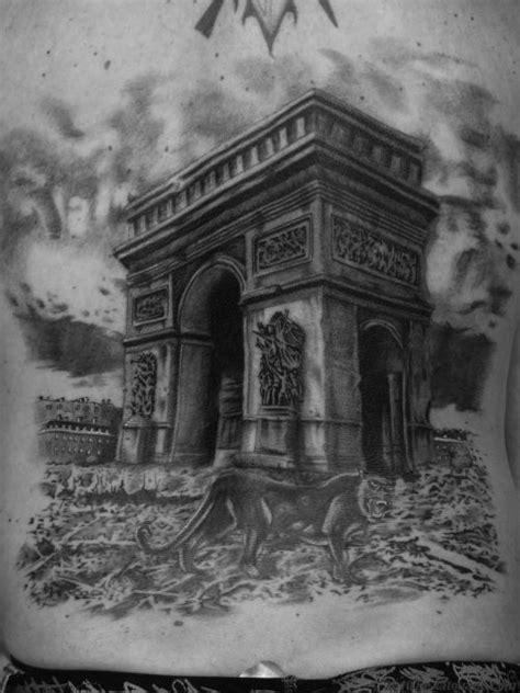 Arc De Triomphe Tattoo  Google Search Tattoos